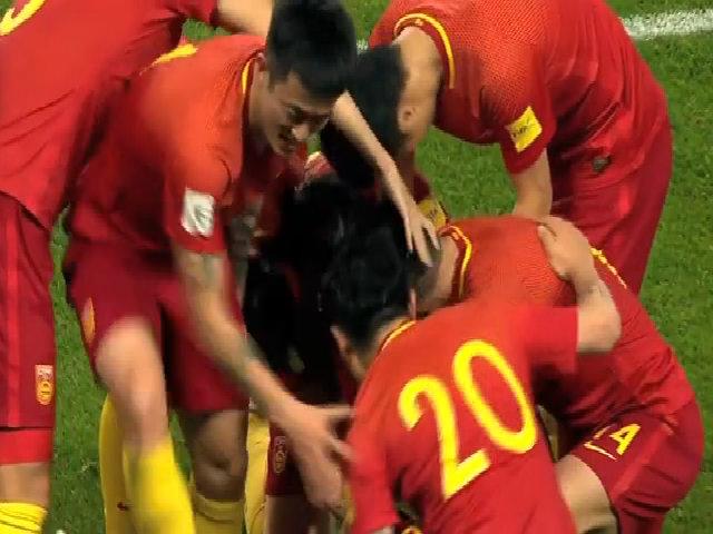 Trung Quốc 1-0 Hàn Quốc