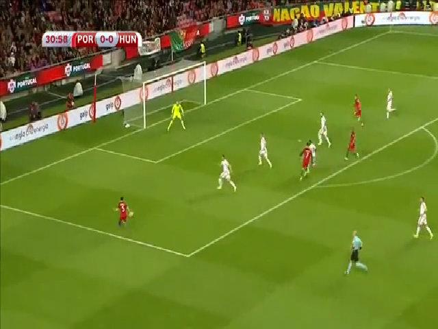 Bồ Đào Nha 3-0 Hungary