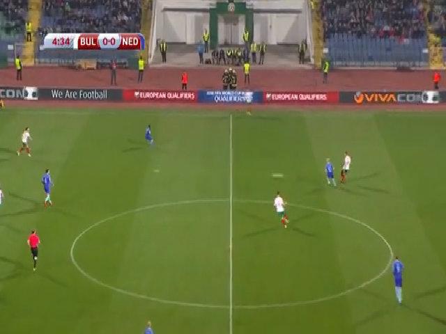Bulgaria 2-0 Hà Lan