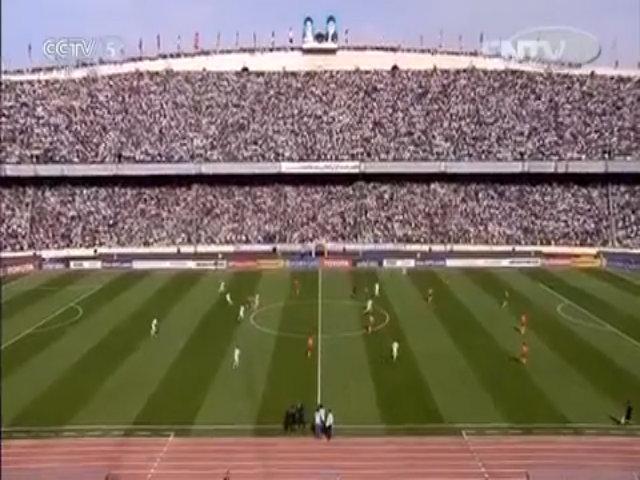Iran 1-0 Trung Quốc