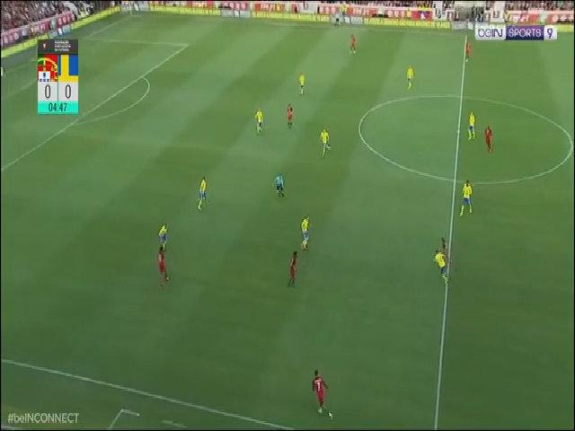 Bồ Đào Nha 2-3 Thụy Điển