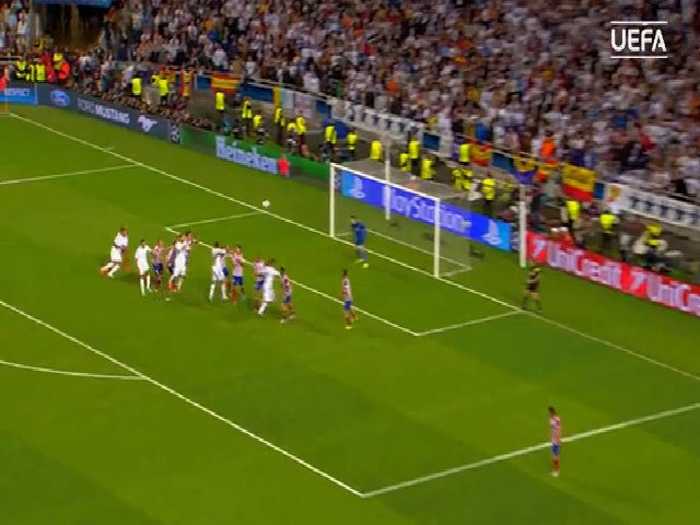 Real Madrid v Atlético