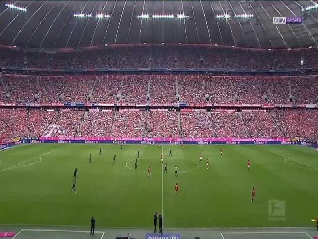 Bayern Munich 6-0 Augsburg