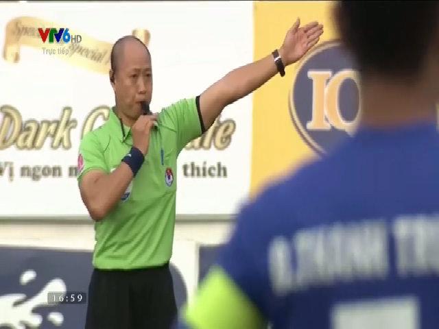 Hoàng Anh Gia Lai 1-0 Quảng Nam