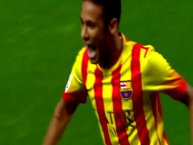Neymar đạt 100 bàn ở Barca nhanh hơn Messi