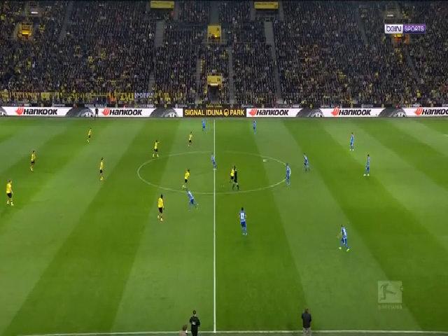 Borussia Dortmund 3-0 Hamburger SV