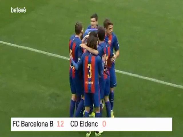 HLV bị bắt do nghi dàn xếp tỷ số trận đấu với Barca B