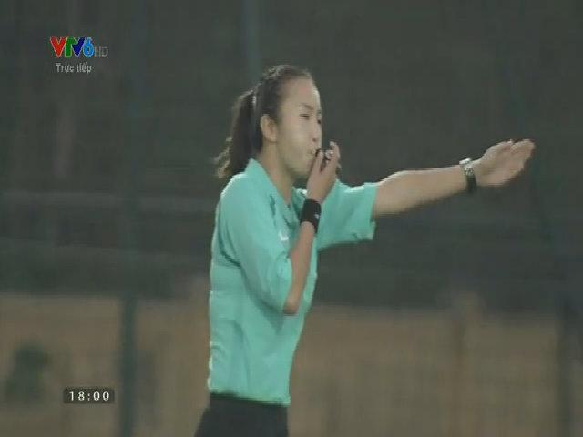 Nữ Việt Nam 11-0 Nữ Syria