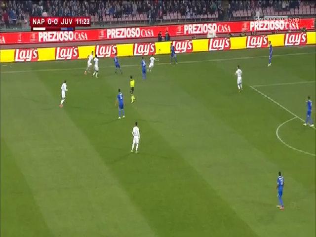 Napoli 3-2 Juventus