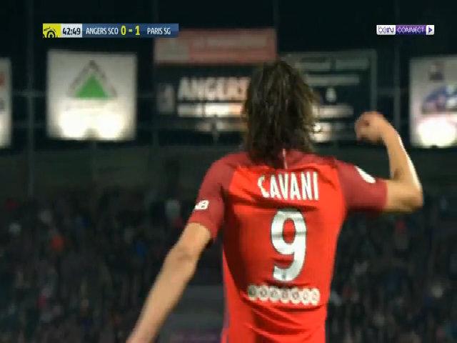 Angers 0-2 Paris Saint Germain
