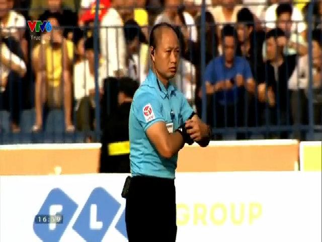 hanh Hóa 1-1 Sài Gòn