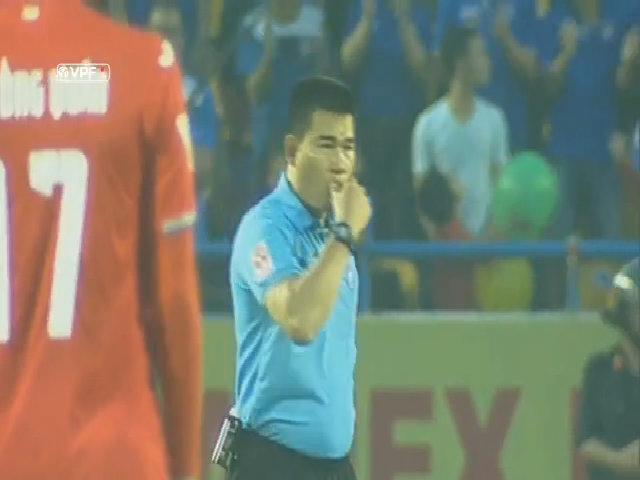 Quảng Ninh 2-2 Hoàng Anh Gia Lai