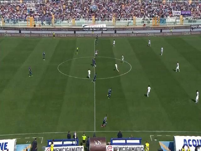 Pescara 0-2 Juventus