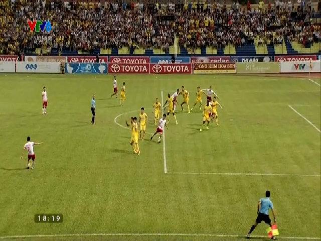 Bàn thắng không được công nhận của Sài Gòn FC