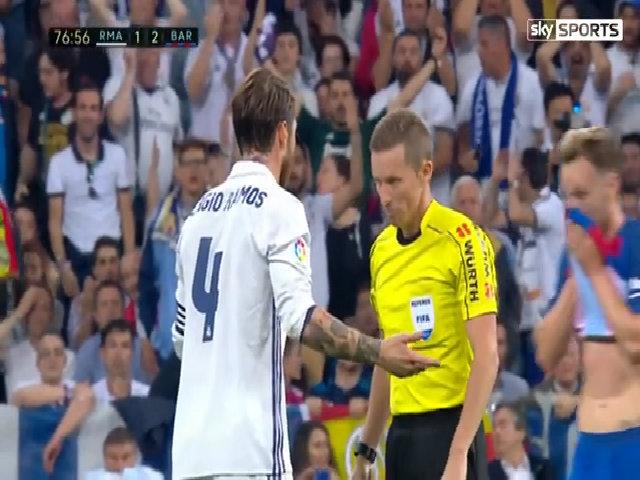 Capello: 'Ramos đã vào bóng ác ý với Messi'