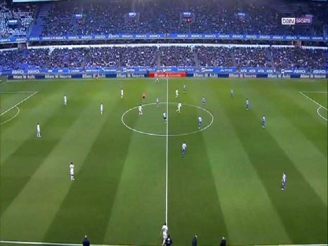 Deportivo La Coruna 2-6 Real Madrid