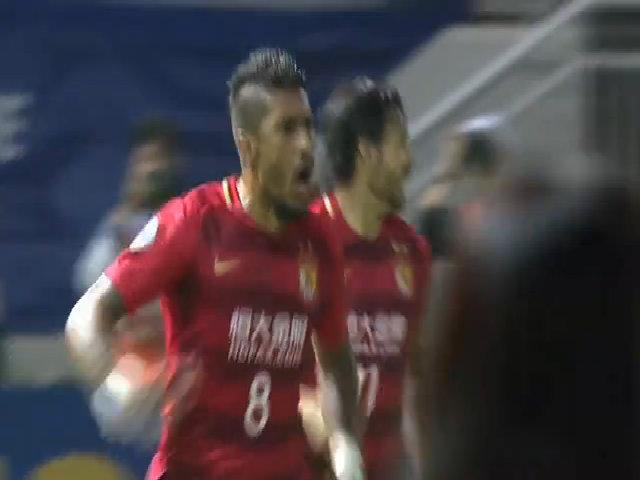 Eastern 0-6 Hằng Đại Quảng Châu