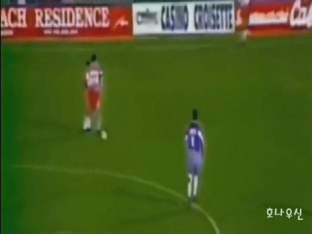 Những cú xoay người đi bóng của Zidane