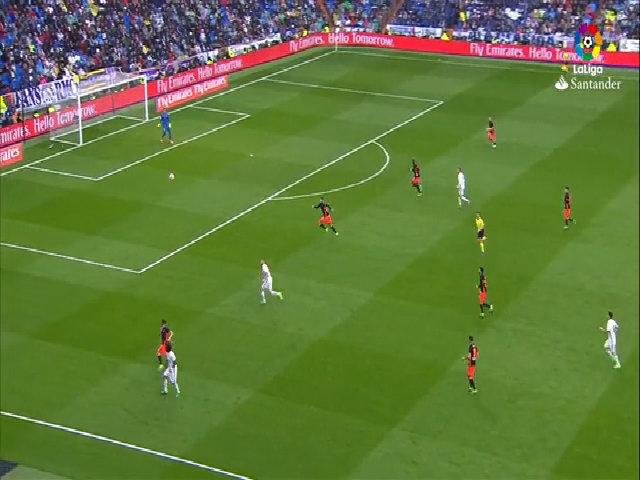 Real Madrid 2-1 Valencia