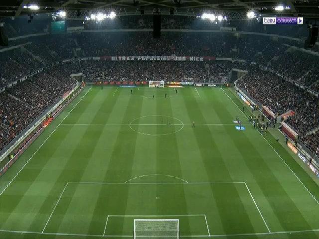 Nice 3-1 Paris Saint Germain