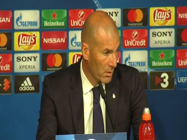 Zidane: 'Real hoàn toàn vượt trội so với Atletico'