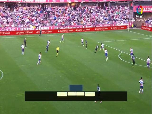 Real Madrid 0-4 Granada