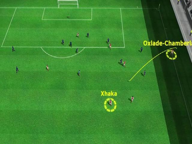 Arsenal 2-0 Manchester United
