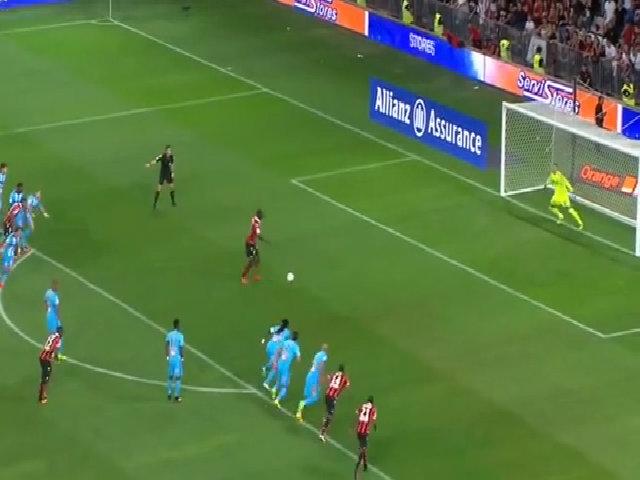 Những pha ghi bàn của Mario Balotelli trong màu áo Nice