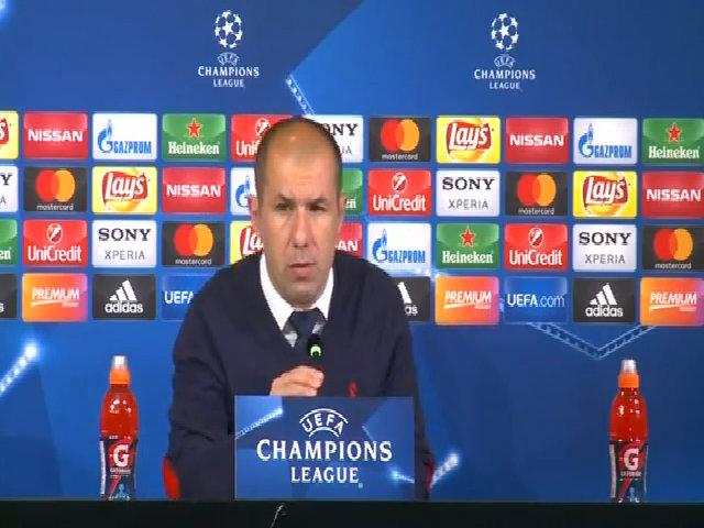 HLV Monaco tâm phục khẩu phục khi thua Juventus