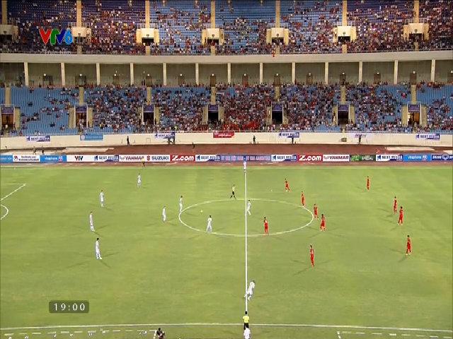 Truyền hình trực tiếp:U22 Việt Nam - U20 Argentina