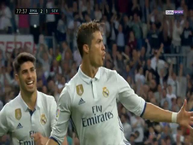 Cú đúp của Ronaldo