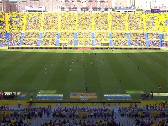 Las Palmas 1-4 Barca