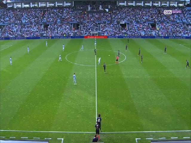 Celta Vigo 1-4 Real Madrid
