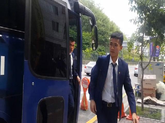 Đội U20 Việt Nam gia nhập khách sạn World Cup