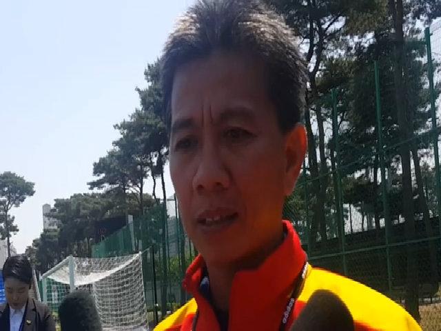 HLV U20 Việt Nam trải lòng trước trận gặp U20 New Zealand