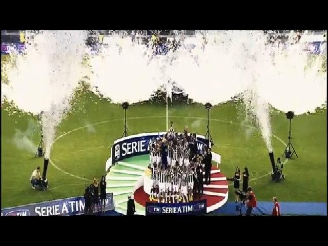 Juventus làm video mừng năm thứ sáu liên tiếp đoạt scudetto