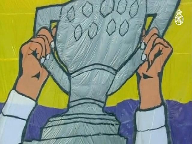 Sáu lần Real vô địch La Liga vào ngày hạ màn mùa giải