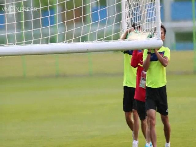 Việt Nam tập buổi cuối trước khi ra quân ở U20 World Cup