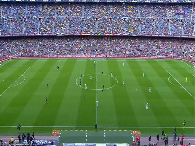 Barcelona 4-2 Eibar