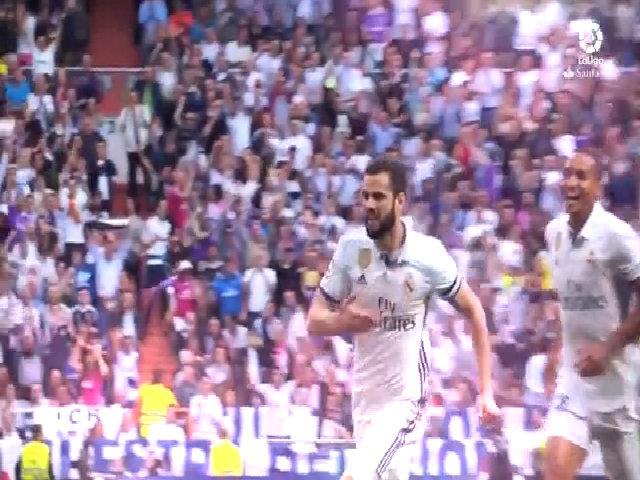 Những khoảnh khắc đáng nhớ của Real ở mùa giải 2016/17