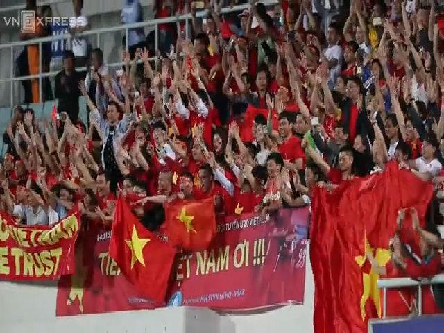FIFA bất ngờ về CĐV Việt Nam
