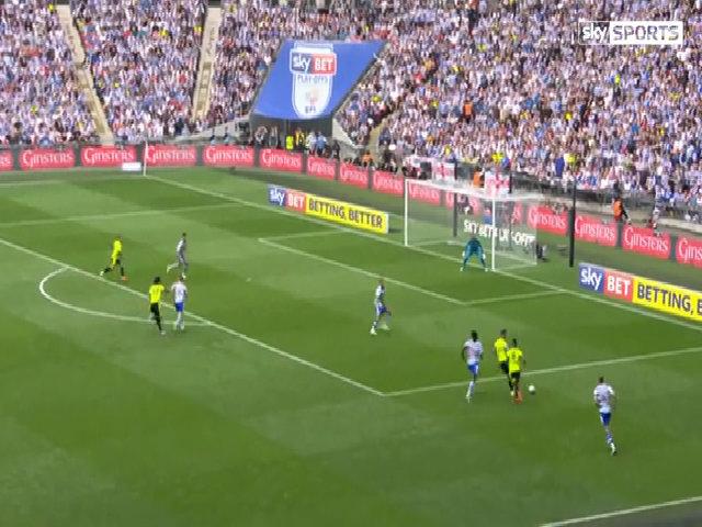Huddersfield 0-0 Reading (pen 4-3)