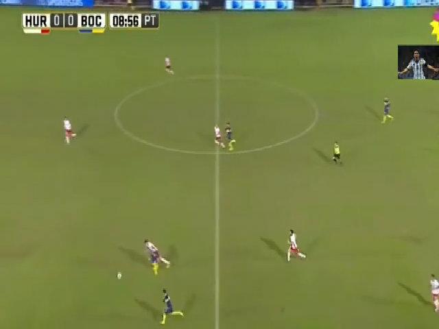 Huracán 1-1 Boca Juniors