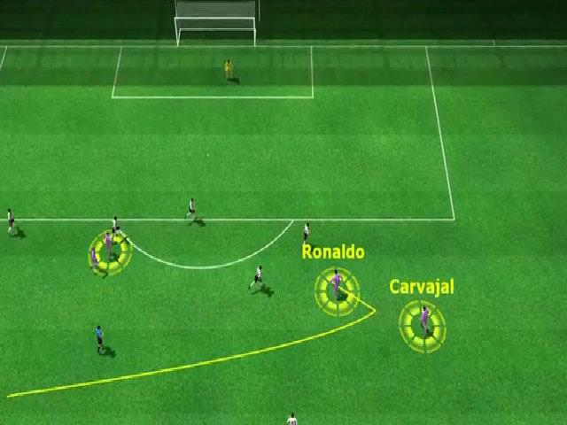 Real Madrid 4-1 Juventus 3D