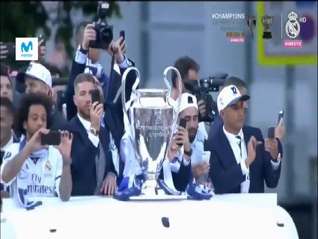 Real của Zidane gia nhập danh sách những 'đế chế thống trị thể thao'