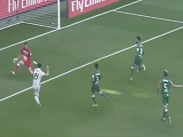 Tài săn bàn của Morata ở mùa giải vừa qua