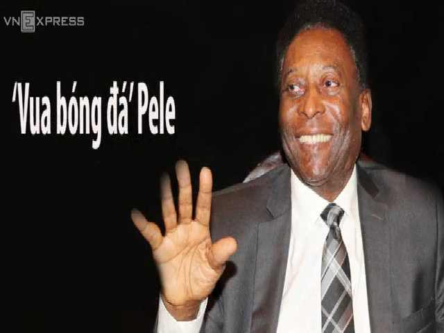 'Vua bóng đá' Pele: 'Tôi từng được mời đến Việt Nam làm huấn luyện viên'