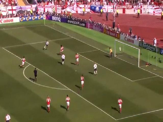 Rooney goals Euro