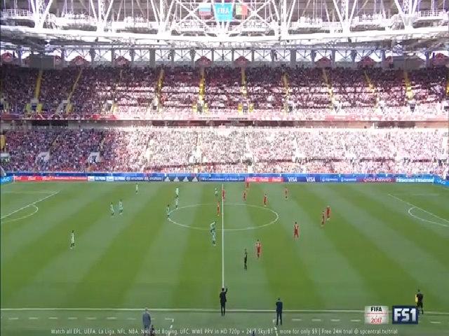 Nga 0-1 Bồ Đào Nha