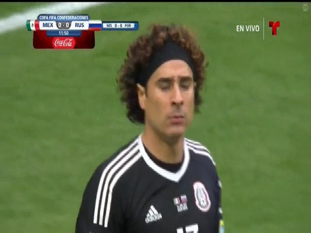 Mexico 2-1 Nga